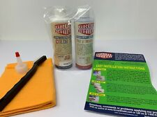 New Grout Shield Grout Restoration System White Color Seal and Deep Cleaner