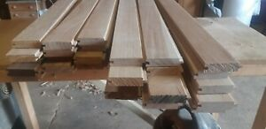 SOLID OAK T&G TONGUE AND GROOVE OAK BOARDS