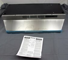 "Broan 413004 30"" Stainless Steel Non-Vented Under Cabinet Range Hood #22-50163"