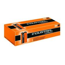 10 Duracell 9V PP3 Industrial Procell Batteries Smoke Alarm LR22 E-BLOC MN1604