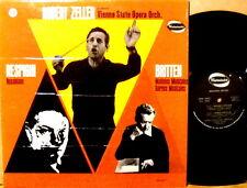 WESTMINSTER Respighi ROSSINIANA Britten MATINEES/SOIREES ZELLER XWN-19073