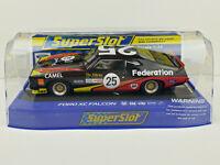 Slot car Scalextric Superslot H3869 Ford XC Falcon #25 Hardie-Ferodo 1000, 1979
