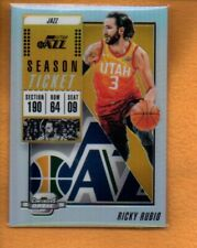 Ricky Rubio 2018-19 Playoff Contenders Optic Preview #29 Case Hit