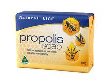 3xNatural Life™ Propolis & Manuka Honey Soap free shipping