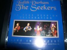 The Seekers Judith Durham 25 Reunion Celebration Live In Concert CD - Like New