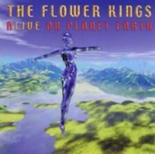 THE FLOWER KINGS - ALIVE ON PLANET EARTH NEW CD