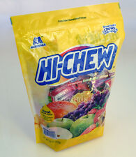 850g Morinaga Hi-Chew Candy, Grape,Strawberry,Mango,Green Apple Flavor 30oz