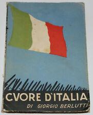 BERLUTTI GIORGIO - IL CUORE D'ITALIA
