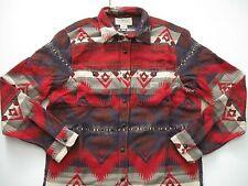DENIM & SUPPLY RALPH LAUREN Men's Southwestern Thick Winter Jacquard Shirt M