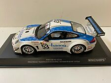 Porsche 911 GT3 #53  Minichamps Winner Spa 24h  1:18 1/18 Modell Modellauto