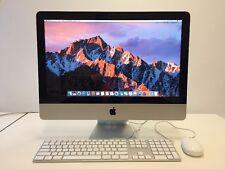 """Apple iMac 21.5"""" Intel i5 2.5Ghz 4GB 500GB OSX Sierra A1311 EMC 2428"""