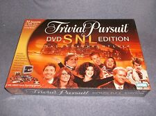 TRIVIAL PURSUIT DVD SNL SATURDAY NIGHT LIVE EDITION 2004 HASBRO - NEW IN PACKAGE