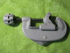 "USED RIDGID 32930 Model 20 - Screw Feed Tubing Cutter 5/8""-2 1/8"" FREE SHIP"