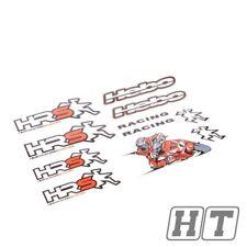 Aufkleberset Hebo Hrs, 510x350mm für Huatian 50 Tauris Suzuki Arctic