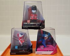 3 x Collector Series Officiel Product of London 2012 TBE Edition Olympic Mascot