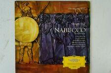 Verdi Nabucco Querschnitt Lear Synek Konya Stewart Talvela Horst Stein (LP32)