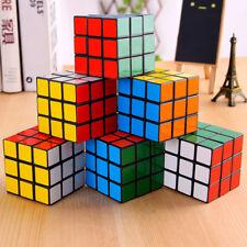 3x3x3 Magic Rubiks Speed ABS Professional Cube Rubix Twist Puzzle Game Kids Toy