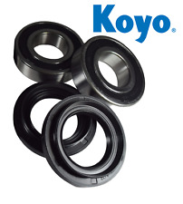 Yamaha 660 Rhino ATV Rear Wheel Bearing Kit 2004-2007 KOYO Made In Japan