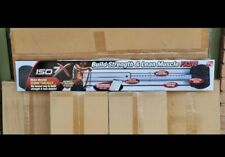 NEW & FREE SHIPPING!! ISO 7X BUILD STRENGTH & LEAN MUSCLE WORKOUT BAR