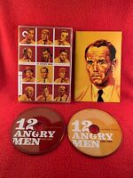 12 Angry Men DVD Criterion Collection 2-Disc Set Henry Fonda 1957 Region 1 USA