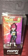 "FiGPiN DragonBall The Movie Super BROLY ""SUPER SAIYAN GOD VEGETA"" 192 Enamel Pin"