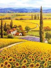 "[ Impuzzle ] ""Sunflower Field"" 