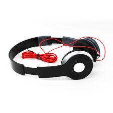 Folding Stereo Over-Ear Headphone Heavy Deep Bass Earphone 3.5mm Game Stylish