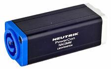 PowerCon Coupler Neutrik NAC3MM in line NAC3MM-1