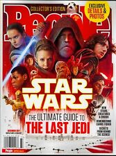 People Collectors Edition Star Wars:The Ultimate Guide To The Jedi December 2017