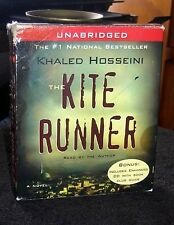 The Kite Runner by Khaled Hosseini / Read by Author Unabridged Audio CDs