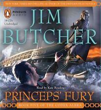 Princeps' Fury (Codex Alera, Book 5) ~ Butcher, Jim