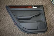 OEM Audi A6 S6 C5 Allroad Quattro Rear Left Driver side door panel 00 01 02 04