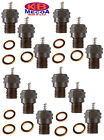 K&B 7300 LONG REACH HP GLOW PLUGS  card of 12 --- Best Plug for your engine