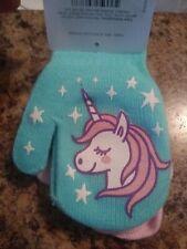 Kids Unicorn Mittens 3 Pack