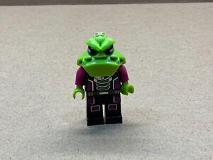 LEGO MINI FIGURE ALIEN PILOT x1