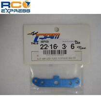 GPM Racing Kyosho Mp5 Aluminum Front Gear Box Lower Hinge Pin Lock MP08