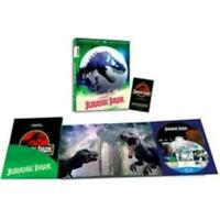 JURASSIC PARK - LIMITED EDITION BOOKLET DVD + BLURAY