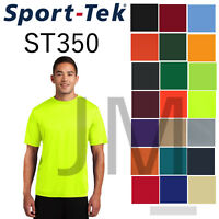 Men's Sport Tek ST350 Dri-Fit Workout T-Shirt S-4XL