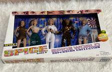 Spice Girls Spice World Superstar Doll Collection NIB
