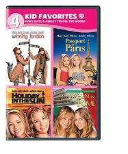 Mary-Kate and Ashley Olsen Winning London Passport to Paris When in Rome R1 DVD