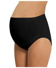 e353ce0c491e Women's Adjustable Maternity Panties High Cut Cotton Over Bump Underwear  Brief