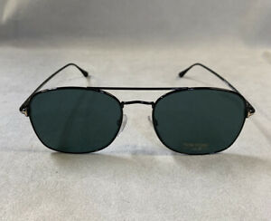 TOM FORD SUNGLASSES LUCA-02 TF650 01N No Case