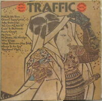 TRAFFIC More Heavy Traffic LP Greatest Hits Collection on United Artists, 1975