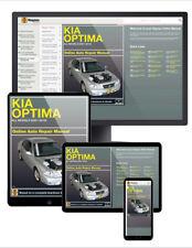 2004 Kia Optima Haynes Online Repair Manual-90 Day Access