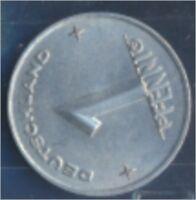 DDR Jägernr: 1505 1953 E Stgl./unzirkuliert Aluminium 1953 1 Pfennig (7849402