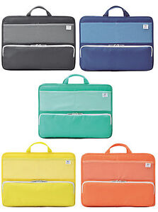 Lihit Lab stand pocket (horizontal type) 4 Colors  A4 A7664 Japan