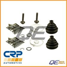 2 Front Outer CV Joint Boot Kits CRP 893498203A For: Audi 80 90 Quattro Coupe