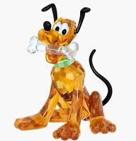 New in Box SWAROVSKI Crystal Living Disney Pluto #5301577