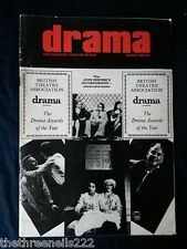 DRAMA - SPRING 1982 - DRAMA AWARDS OF THE YEAR