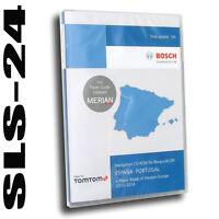 Tele Atlas Navi Software CD Spanien Portugal Blaupunkt TravelPilot DX 2013 2014